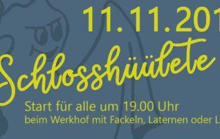 Schlosshüülete am 11.11.